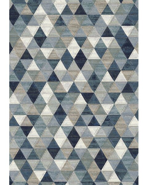 Gerin Blue Area Rug by George Oliver