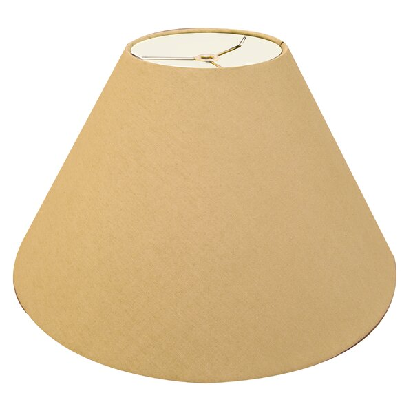 Timeless Coolie 12 Linen Empire Lamp Shade by Royal Designs