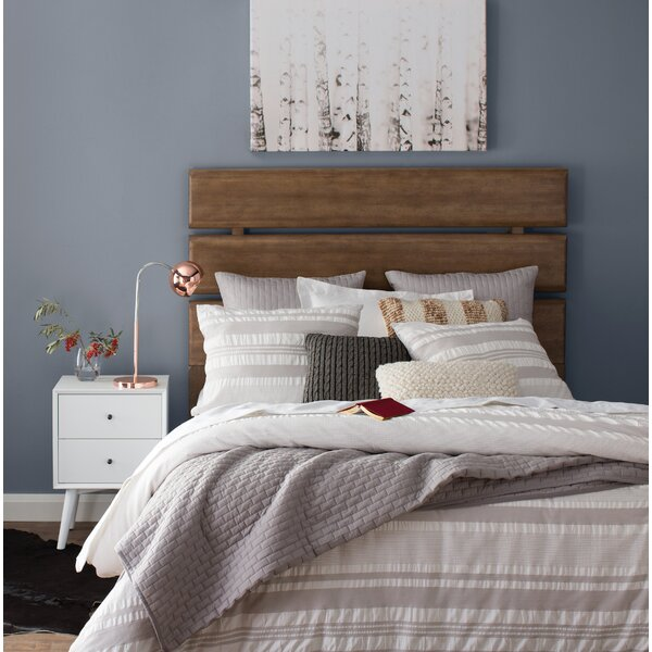 Ellesmere Cotton 3 Piece Reversible Duvet Cover Set by The Twillery Co.