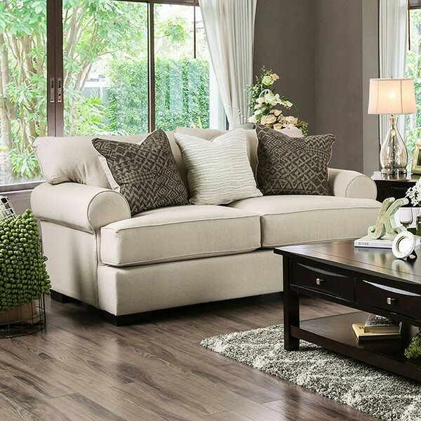 Heyman Loveseat by Darby Home Co