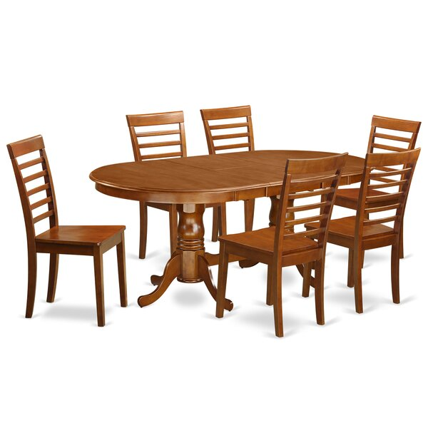New Design Germantown 7 Piece Extendable Dining Set By Darby Home Co 2019 Online
