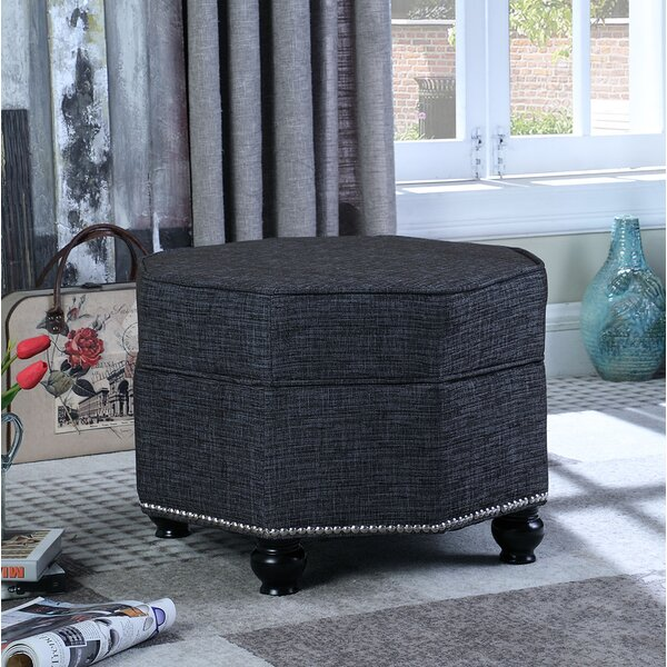 Griffith Storage Ottoman By Alcott Hill Great Reviews