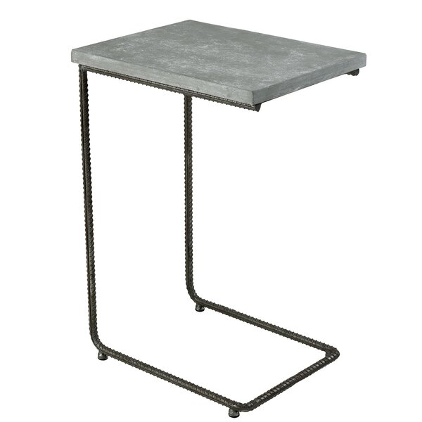 Jersey End Table by Williston Forge