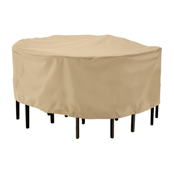 Singer Patio Table & Chair Set Cover by Freeport Park