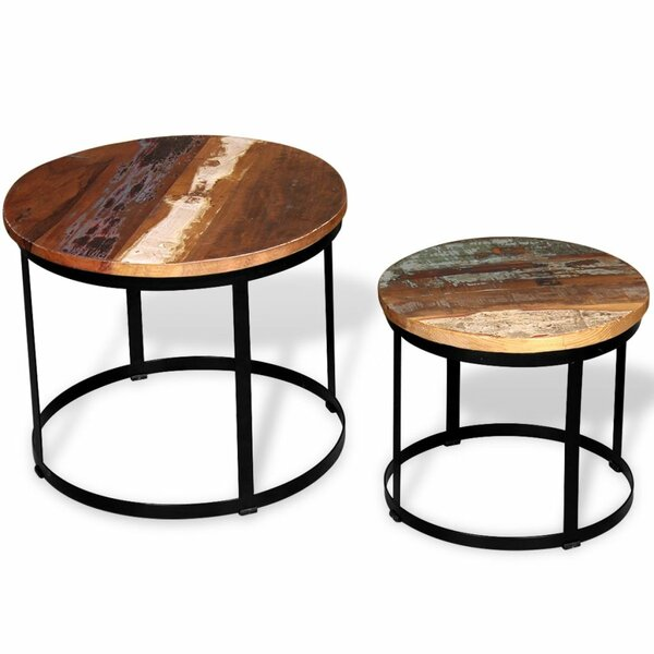Frame 2 Nesting Tables by VidaXL VidaXL