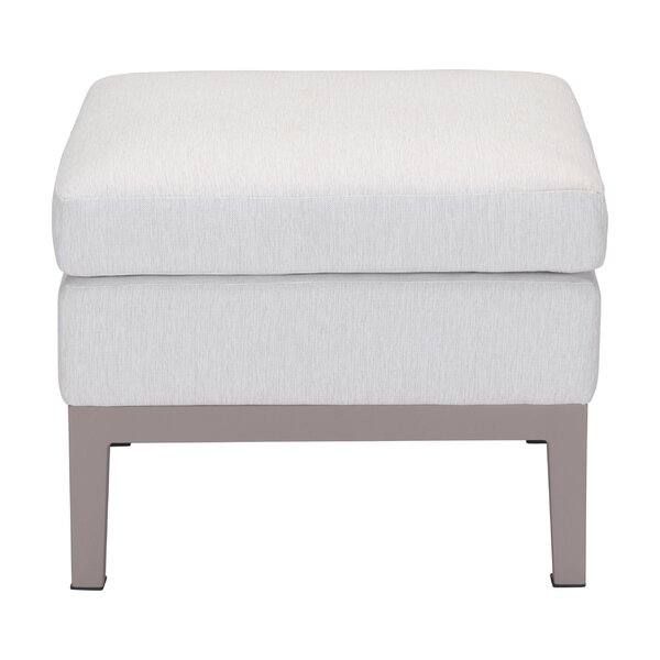 Kennington Ottoman with Cushion by Orren Ellis