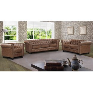 Audwin Living Room Set by House of Hampton®