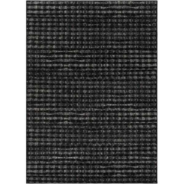 Hatboro Black Area Rug by Gracie Oaks