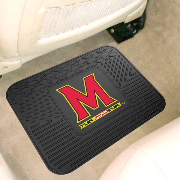 NCAA University of Maryland Kitchen Mat by FANMATS