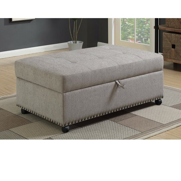 Ebersole Tufted Ottoman By Darby Home Co