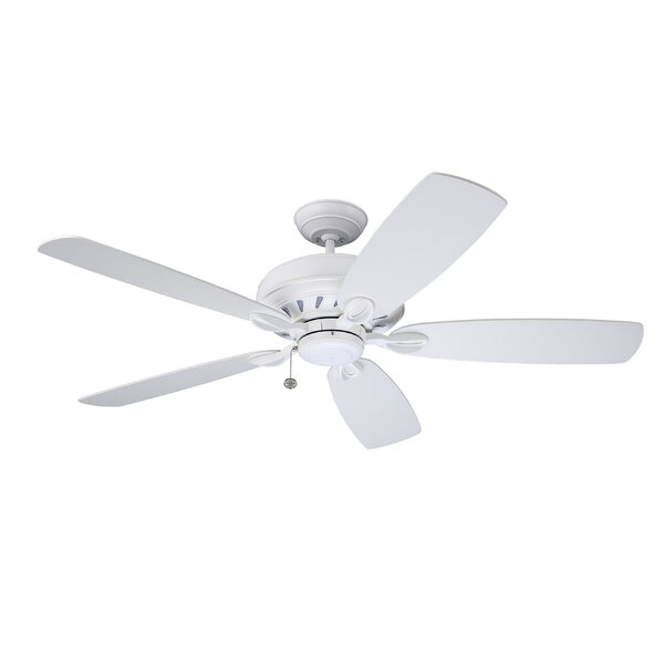 58 Clarris 5 Blade LED Ceiling Fan by Red Barrel Studio