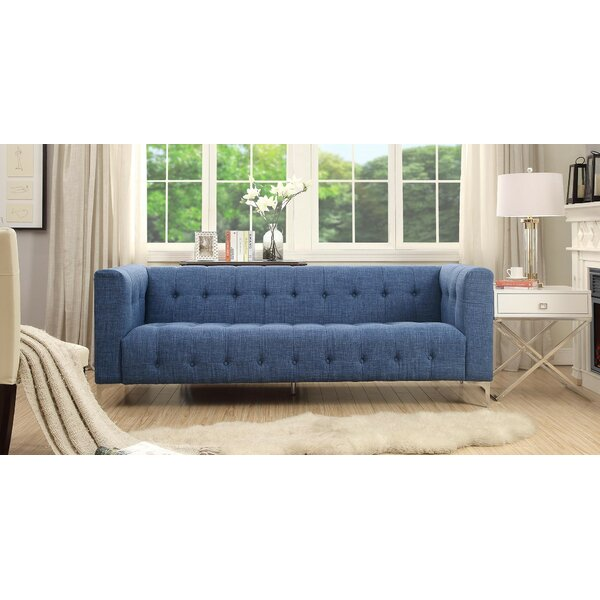 Remarkable Seurat Tufted Chesterfield Sofa By Inspired Home Co No Alphanode Cool Chair Designs And Ideas Alphanodeonline