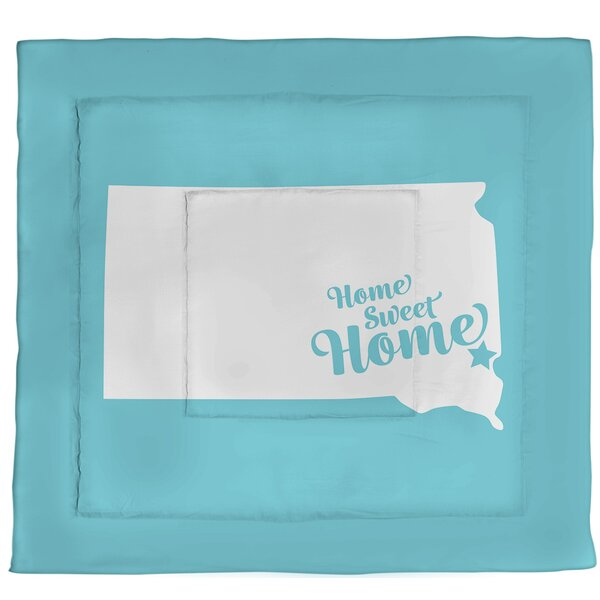 Sioux Home Sweet Single Reversible Comforter