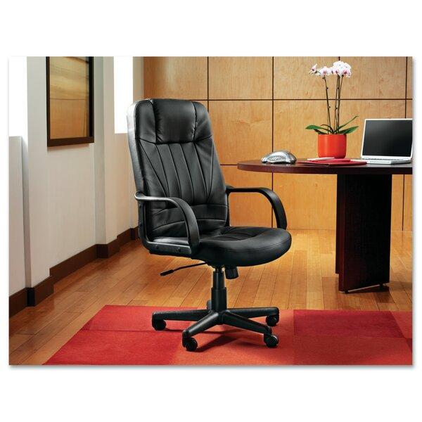Alera Sparis Series Leather Executive Chair by Alera®