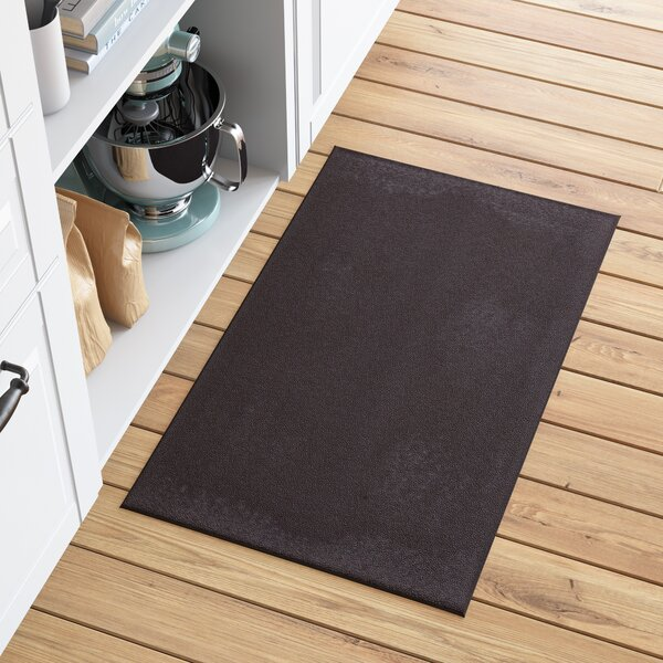 Sharee Footlover-Pebble Face Costa Kitchen Mat by Winston Porter