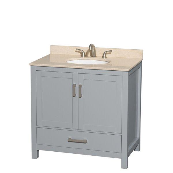 Sheffield 36 Single Bathroom Vanity Set by Wyndham Collection