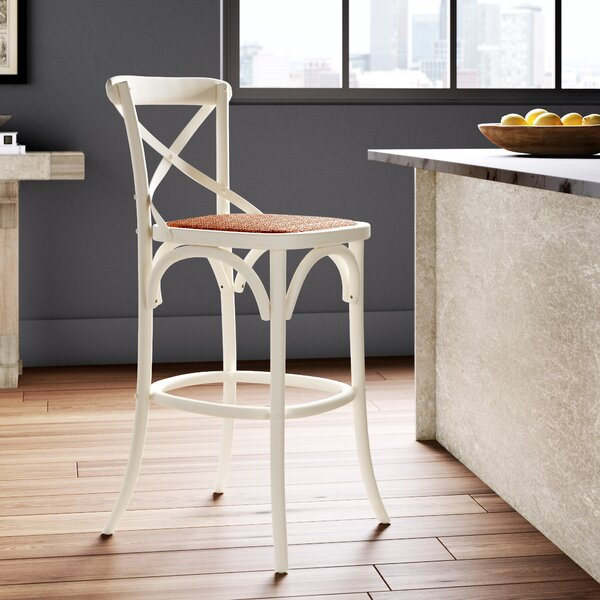Carterville 30.7 Bar Stool by Greyleigh