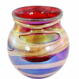 Medium Mount Fuji Glass Table Vase