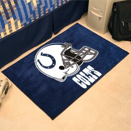 NFL - Indianapolis NCAAts Doormat by FANMATS