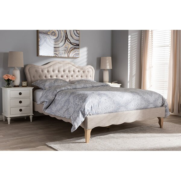 Sofley Upholstered Platform Bed by House of Hampton