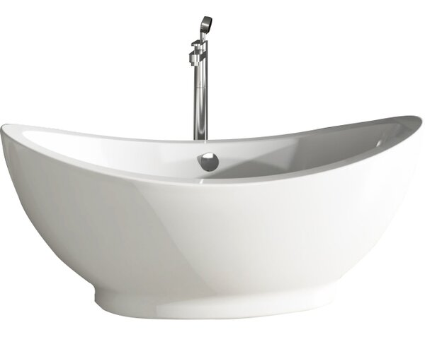 Freestanding 28 x 65 Bathtub by Fine Fixtures
