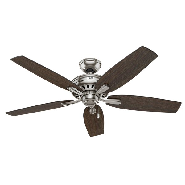 52 Newsome 5-Blade Ceiling Fan by Hunter Fan