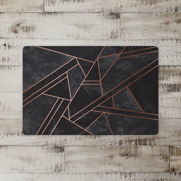 Farhaan Marble Kitchen Mat