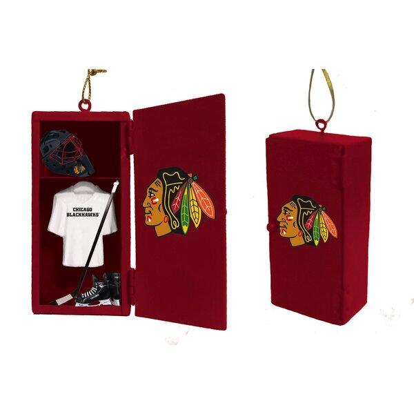 NHL Locker Ornament by Evergreen Enterprises, Inc