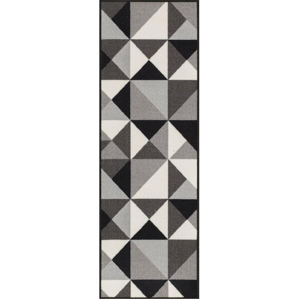 Christen Gray Area Rug by George Oliver