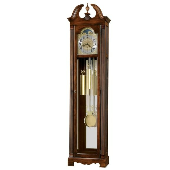 Warren 79.75 Grandfather Clock by Howard Miller®
