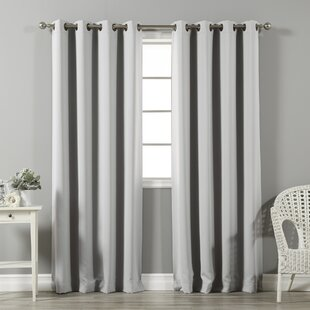 Slate Grey Curtains Wayfair