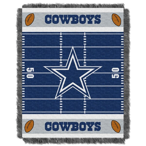 NFL Cowboys Field Baby Blanket by Northwest Co.