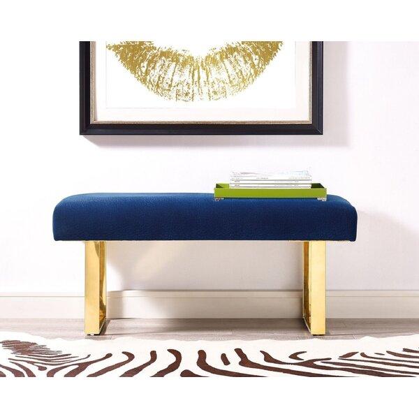 Killebrew Upholstered Bench by Mercer41