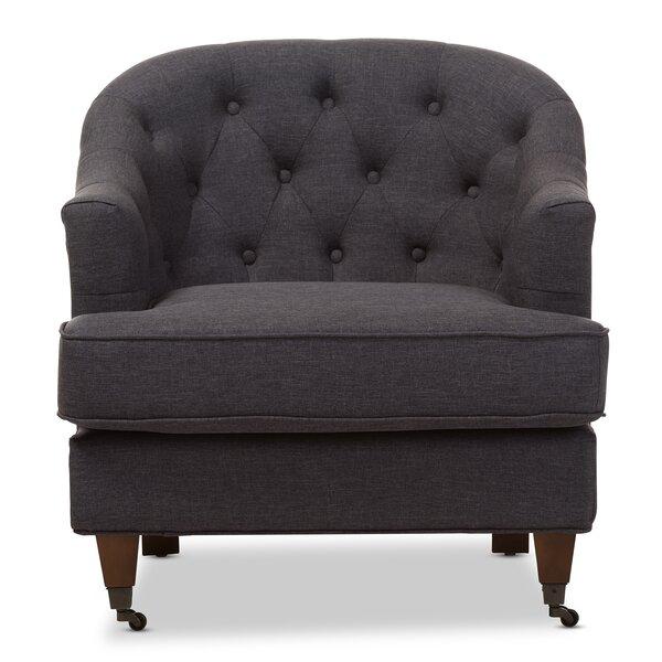 Sydney Barrel Chair by Charlton Home