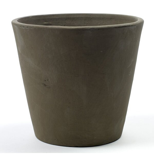 Ayotte Round Large Ceramic Pot Planter by Ivy Bronx