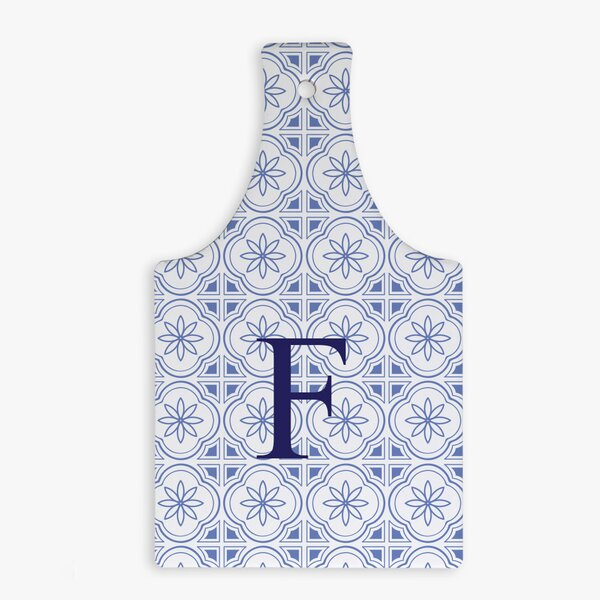 Custom Bottle-Shaped Ceramic Hot Pad Trivet by Monogramonline Inc.