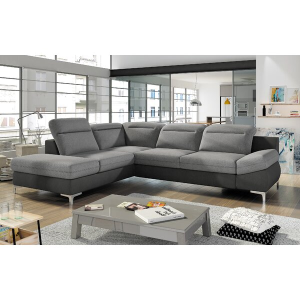 Tisdall Sleeper Sectional by Orren Ellis