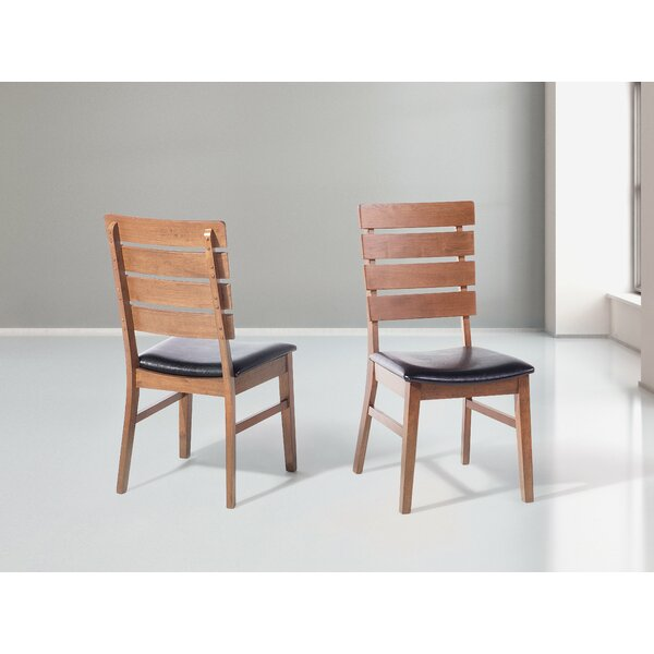 Briseno Upholstered Dining Chair by Winston Porter
