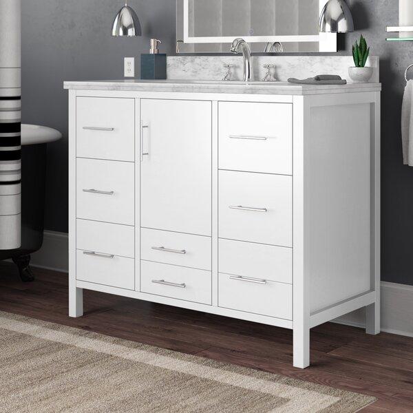 Baillons 42 Single Bathroom Vanity Set