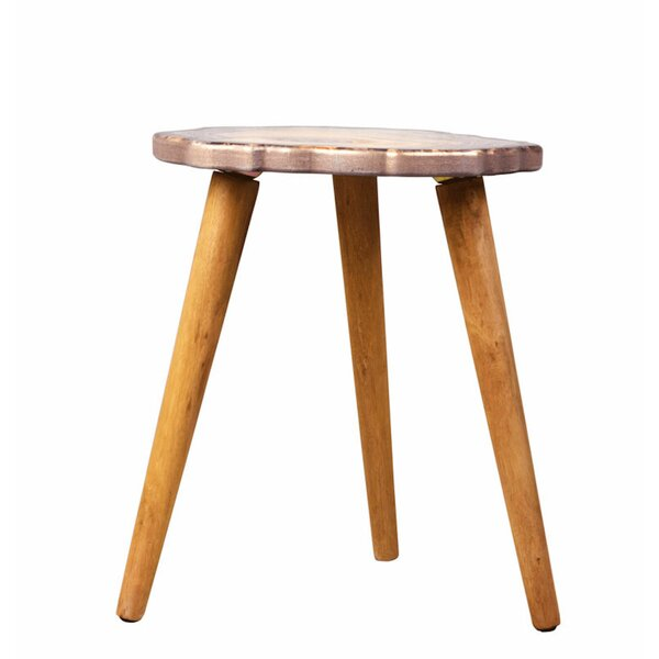 Yasmine End Table By Union Rustic