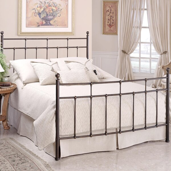 Cerie Standard Bed Charlton Home W000382366