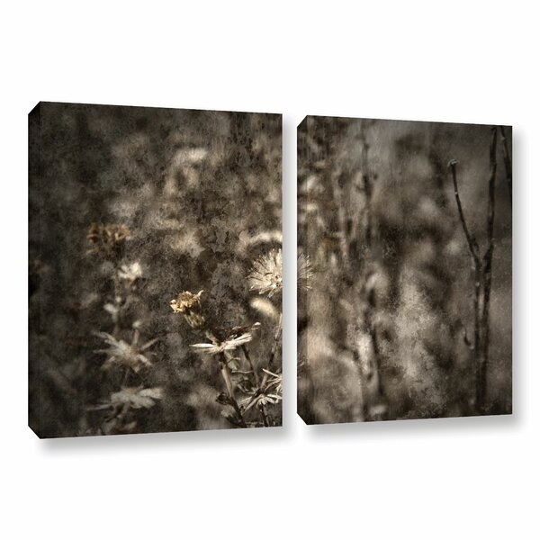 Dormant by Mark Ross 2 Piece Photographic Print on Gallery Wrapped Canvas Set by ArtWall