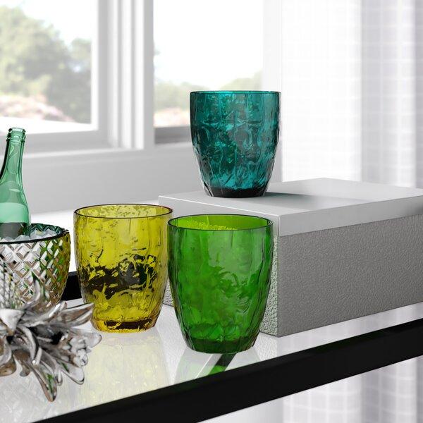 Stansel 6-Piece 14 oz. Plastic Drinking Glass Set by Latitude Run