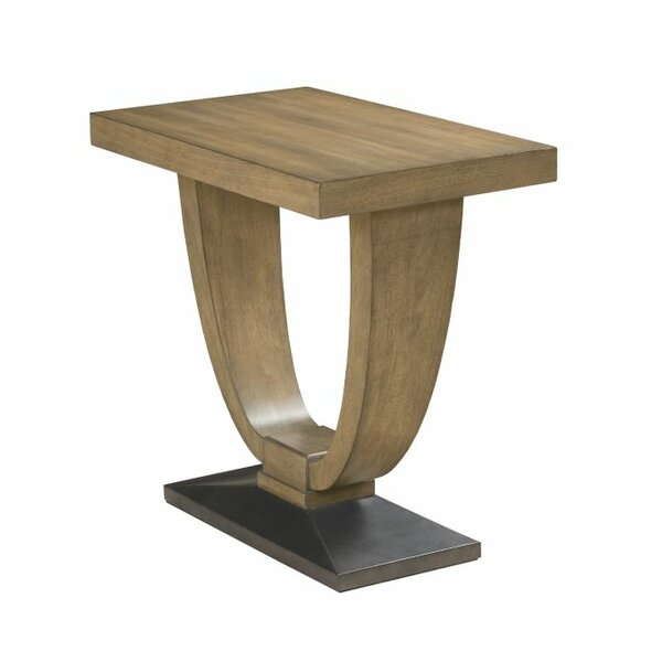 Fitzhugh End Table by Gracie Oaks