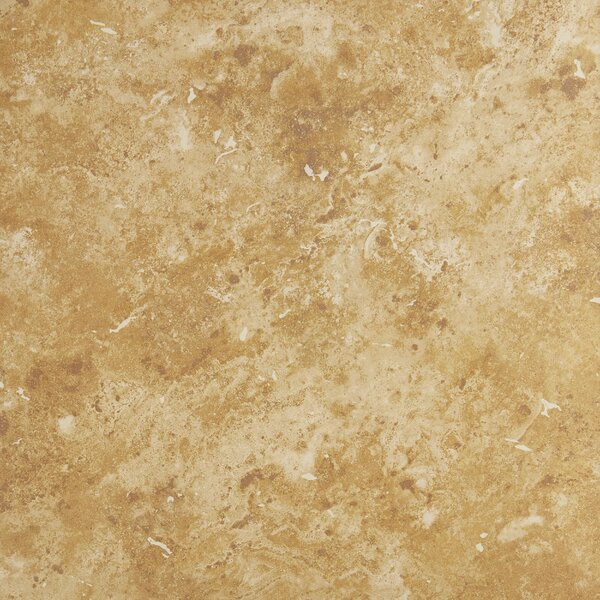 Cromwell Glazed 18 x 18 Ceramic Tile in Amber by Daltile