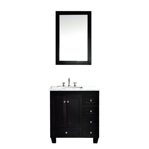 Lauder 31 Single Bathroom Vanity By Three Posts.