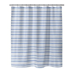 Best Evins Shower Curtain By Breakwater Bay