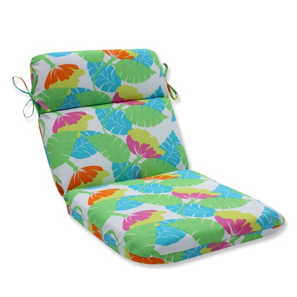Avia Indoor/Outdoor Dining Chair Cushion by Pillow Perfect