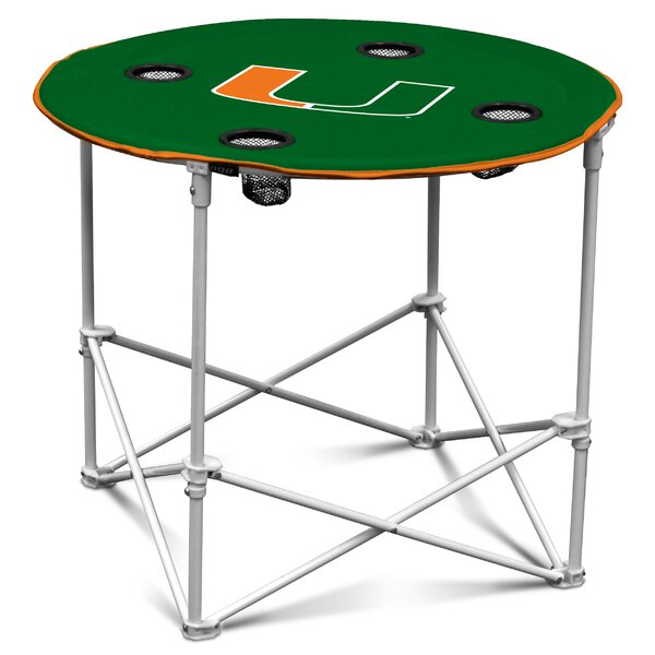 NCAA Dining Table by Logo Brands