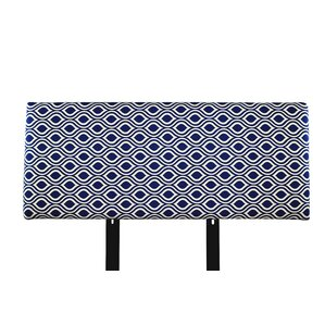 Alice Nicole Upholstered Panel Headboard by MJL Furniture